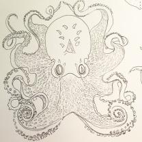 Food - Octopus